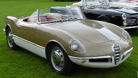 Argiuliettabertone on 1969 Alfa Romeo Spider