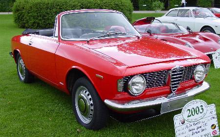 Argtc on 1969 Alfa Romeo Spider
