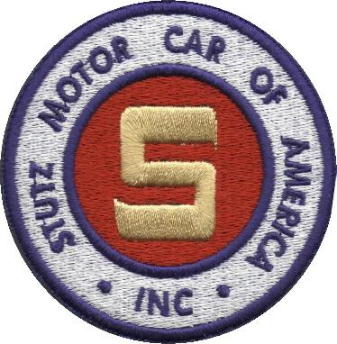 Stutz badge