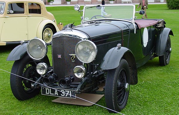 Bentley 4 1/4 litre
