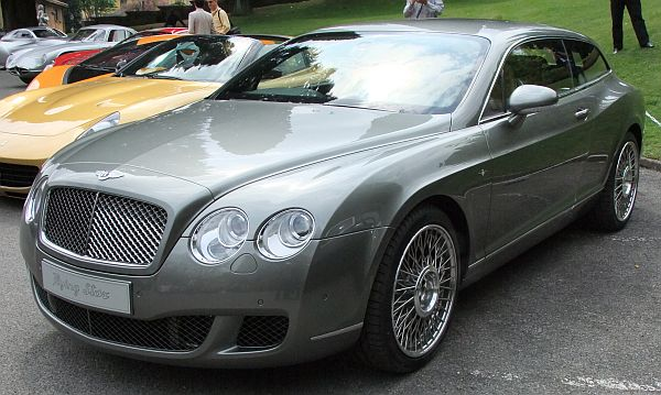 first Bentley Flying Star