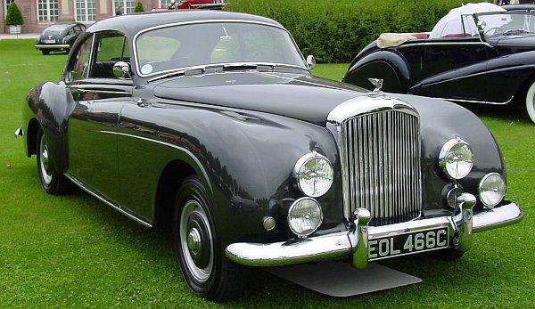 bentley 1954