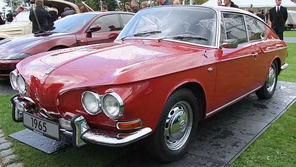 VW 1500 Karmann Ghia TC