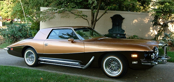 1978 stutz bearcat coupe