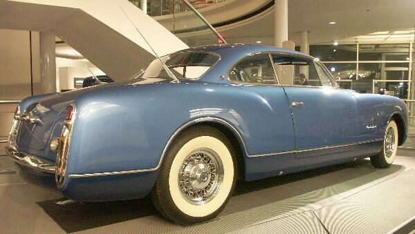 Chrysler Special by Ghia