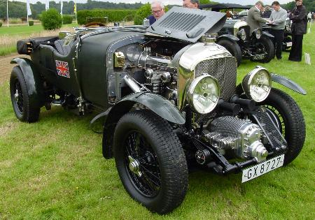 Bentley on 1930 Bentley 4 5litre Supercharged Vanden Plas Open Tourer