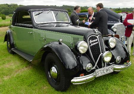 European Concours 2004 Special Award Winners