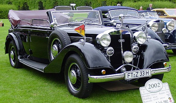 1936 Horch