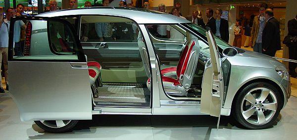 Iaa 2003 Teil 2 Maserati Bis Vw