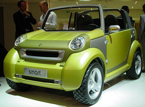Smart Concept Cars