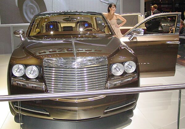 Concept Car Chrysler Imperial 2006