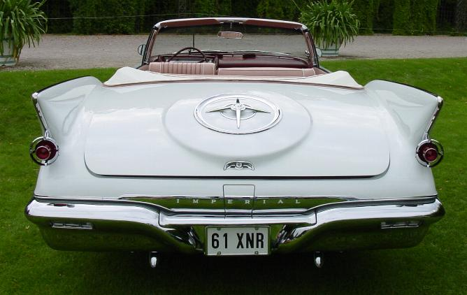 Shriner Imperial Convertible Autos Post