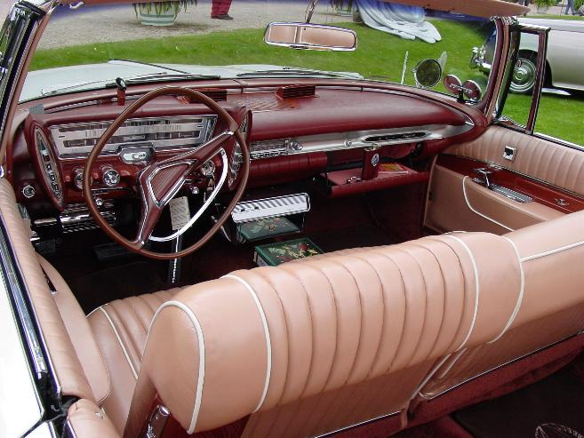1961 Imperial Crown Convertible Special Edition Shriner