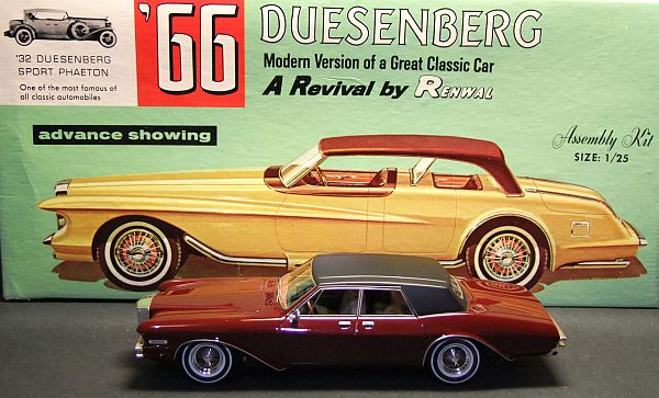 Duesenberg byRenwal and Matrix