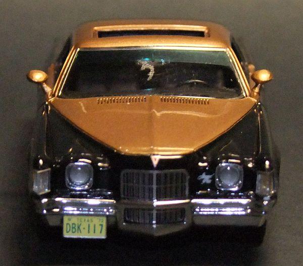 Modelcar 1 43 Pontiac Grand Prix Hurst By American Excellence