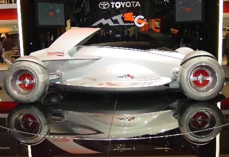 Suzuki Landbreeza concept