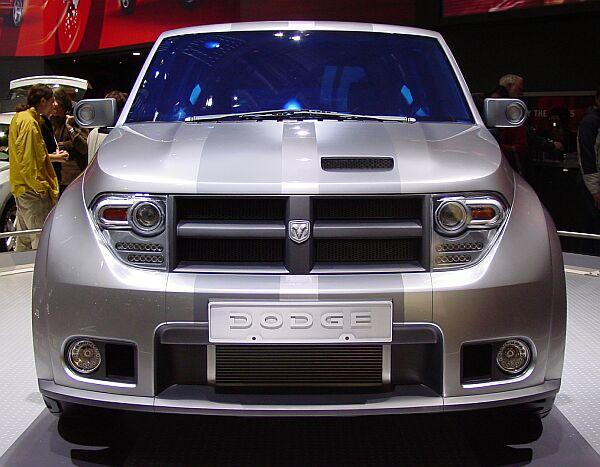 Dodge hornet