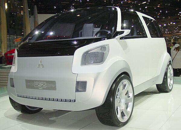 Geneva Motor Show 2006 New Prototypes