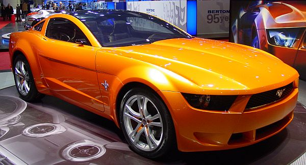 ItalDesign Ford Mustang