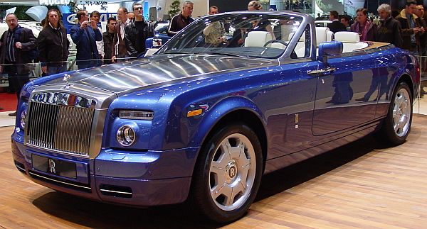 Rolls Royce Phantom Drophead Coupe. Rolls-Royce Phantom Drophead