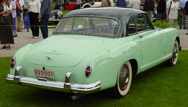 Healey Chevrolet Middletown >> 1953 Nash Healey Pininfarina | Classic Automobiles