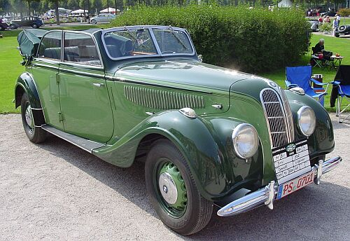 BMW 335 Cabriolet Autenrieth, 1939