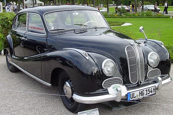BMW 501 BMW 502 1952 - 1964 ~ Car and Cars