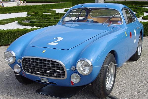 2 Oldtimergala 2006 Klasse E 1946 1960