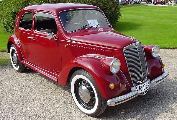 1945 Lancia Ardea