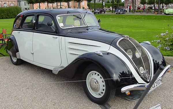 2 Oldtimergala 2006 Klasse D 1931 1945