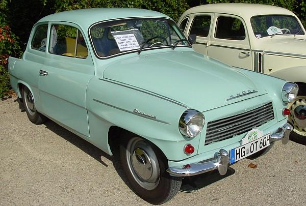 2 Oldtimergala 2006 Skoda