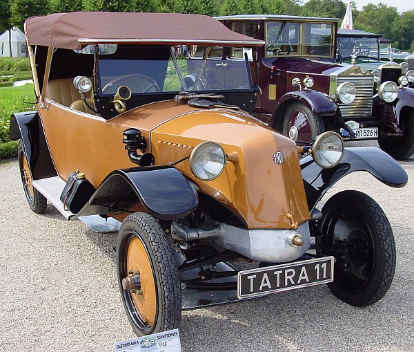 1925 Rolls Royce Phantom >> 2. Oldtimergala 2006, Klasse C, 1919 - 1930