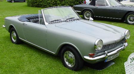European Concours 2003 Frua Automobiles