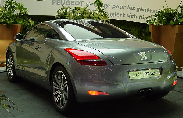 308RCZ in Genf