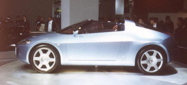pininfarina ford start 2001. Black Bedroom Furniture Sets. Home Design Ideas