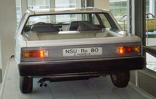 NSU at Ingolstadt