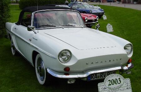 European Concours 2003 Frua Automobile