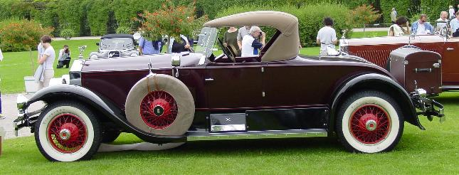 Piccadilly Roadster