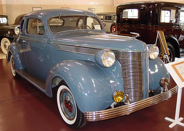 Swope S Cars Of Yesteryear Museum
