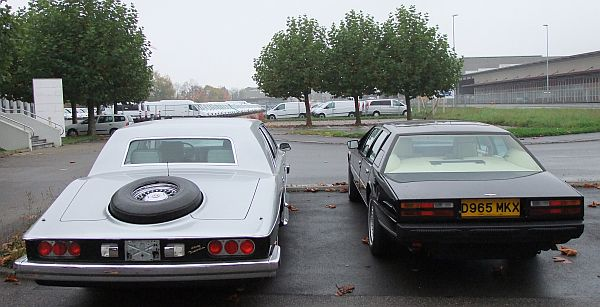 Stutz and Lagonda