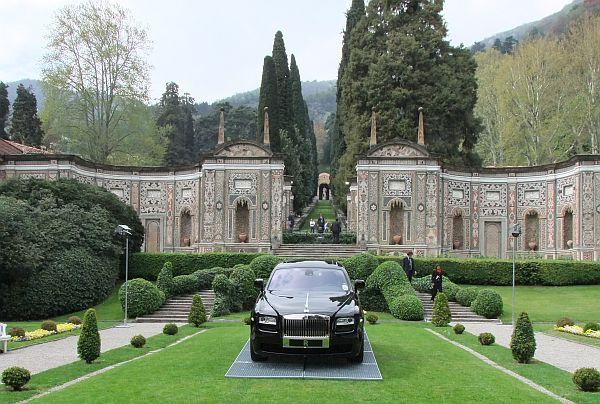 Villa D Este 2010