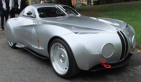 Concorso Villa D\'Este 2010, BMW Mille Miglia