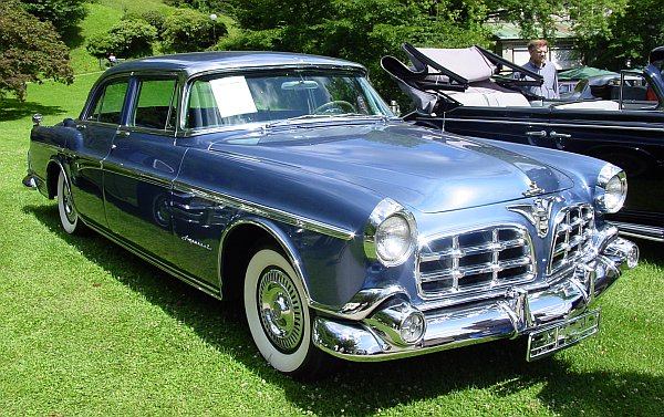 1955 Chrysler Crown Imperial http://www.madle.org/exnrimp55.htm