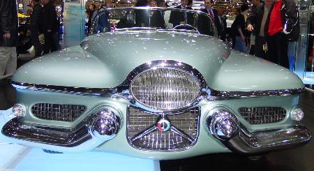 Buick LeSabre, 1950