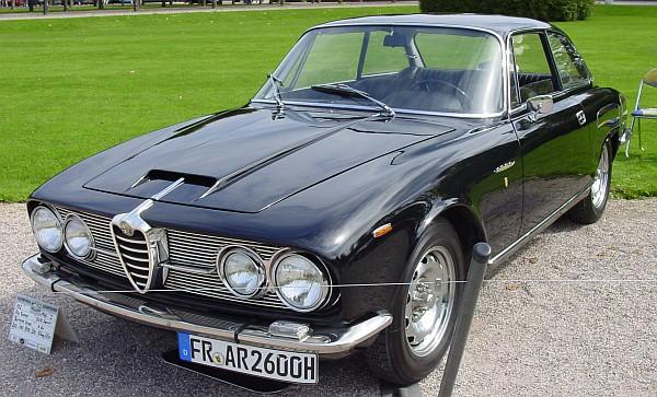 Og Ar Sp on 1961 Alfa Romeo Spider