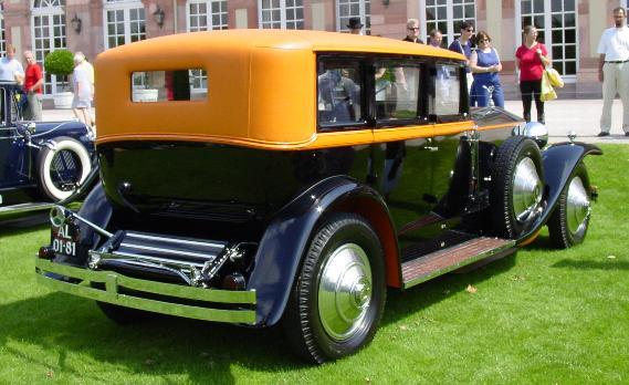 European Concours 2002, 1919-1930